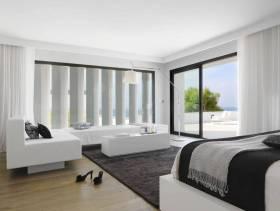 现代风格起居室装修图片