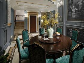 511平法式古典家居装修效果图