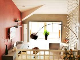 现代风格起居室装修欣赏