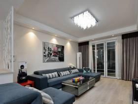 小户型客厅沙发背景墙装修图片