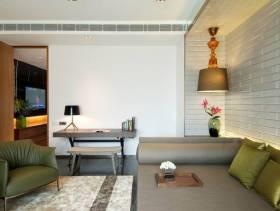 色彩舒适的客厅装修图片