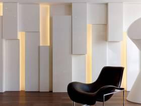 客厅创意墙面设计图片
