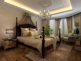 2013欧式风格卧室效果图