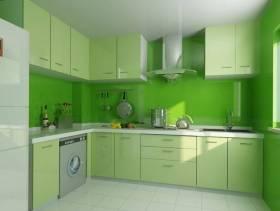 简约风格四居室阳台厨房装修效果图