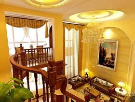 300平米别墅欧式风格客厅沙发背景墙装修效果图,欧式风格茶几图片