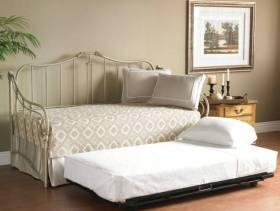 欧式风格小户型单人沙发床效果图