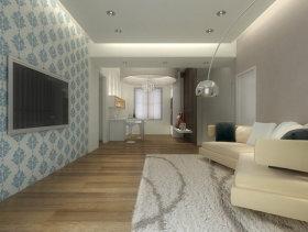 层高增加面积 让四居室复式双倍实用