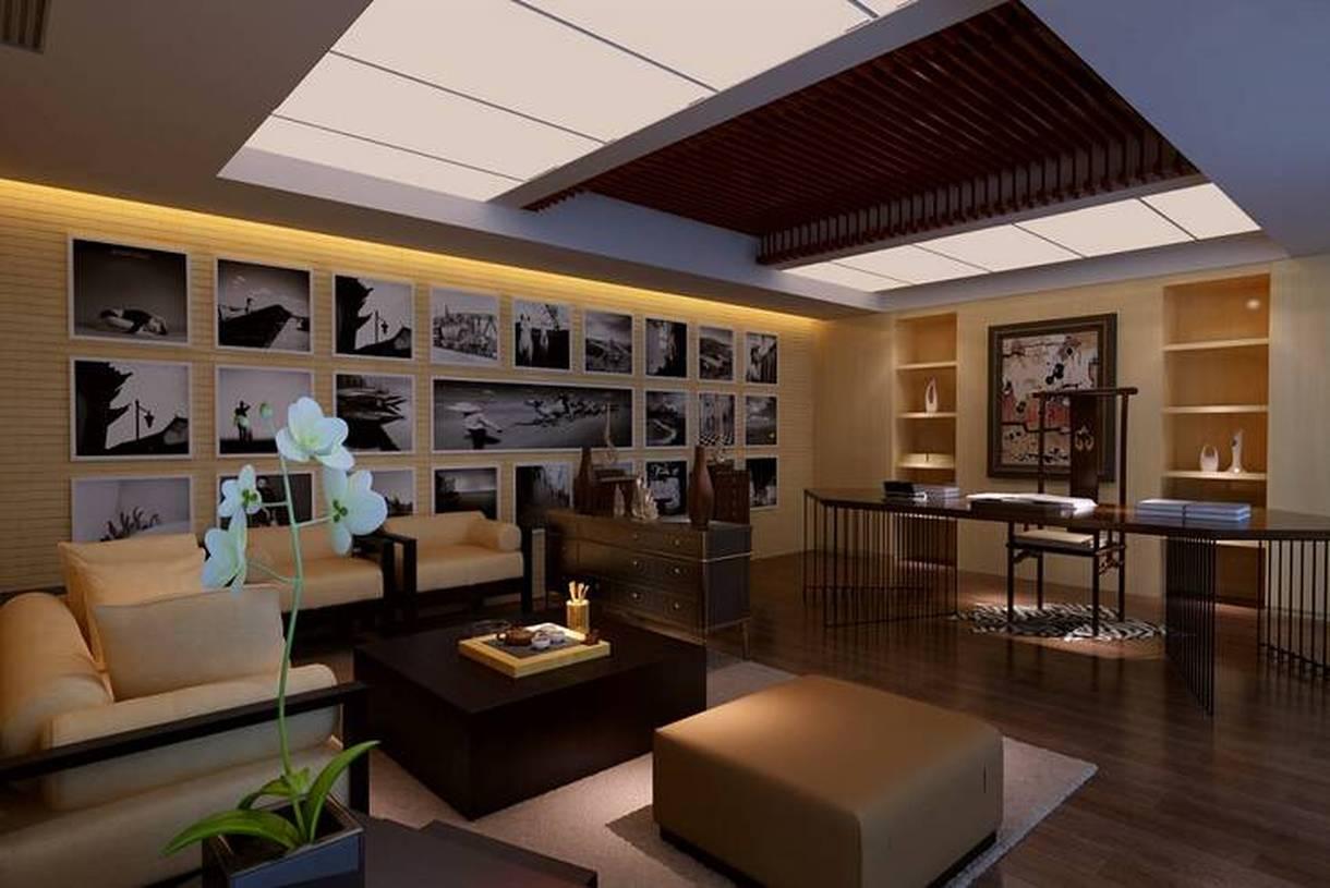 办公室 家居 设计 书房 装修 1220_815