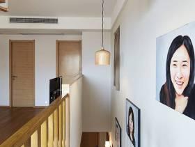简约风格复式楼楼梯装修图片