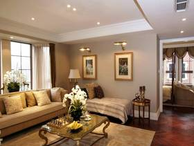 简欧风格客厅沙发图片