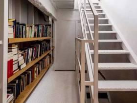 简约风格大户型别墅复式楼梯装修图片