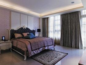 264平方米古典别墅女生卧室装修效果图