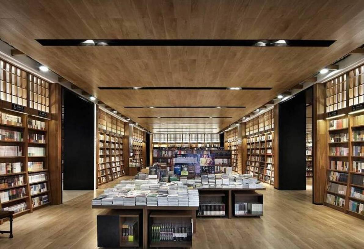 书店设计图片