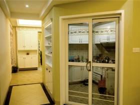 过道厨房门图片