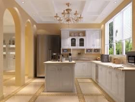 时尚浪漫的厨房设计