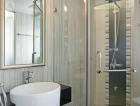 现代简约风格卫生间装修图片,现代简约风格面盆图片