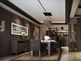 云顶佳苑复式新古典客厅装修效果图