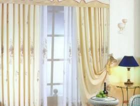 简欧风格四居阳台装修图片-简欧风格窗帘杆图片