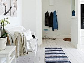 开放式北欧公寓 80后前卫婚房节省空间
