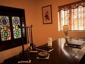 中式风格书房家具图片