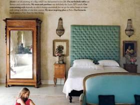 奢华品位的复古欧式卧室设计