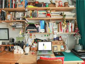 48平现代简约风格一居室装修效果图