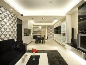 149平3房2厅现代简约女生卧室装修效果图