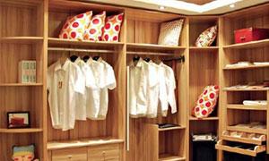 什么材质的衣柜最健康?