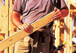 木工装修验收14要点