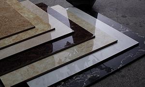 五步骤、一分钟学会选购瓷砖小技巧