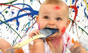 儿童房涂料选择有门道