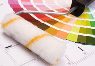 怎么用油漆给门套补缝?