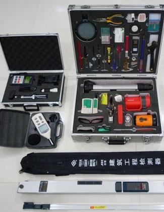 验房工具必备列表