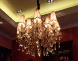 大型水晶吊灯价的选购和安装技巧你知道吗?
