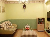 80平两居室装修设计,简约风格能让小房间变大空间!