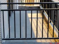 阳台防护栏价格及安装高度标准