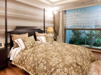 家居风水之床在卧室的安放