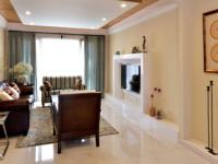 客厅吹来混搭风 简欧田园风格客厅装修
