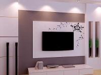 客厅背景墙颜色搭配 实用又温馨