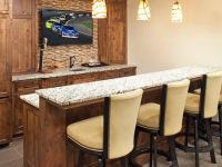 厨房吧台设计 让小空间有更多可能