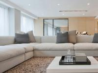 三种客厅沙发摆放布局