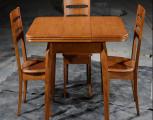 折叠餐桌款式 折叠餐桌的装饰与特性