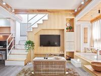 复式楼设计 简单实用最重要