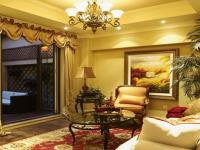 居室窗帘搭配四环节
