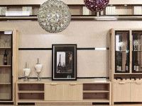客厅组合柜挑选和摆放风水问题