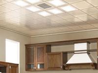 厨卫吊顶哪种材料好?pvc吊顶pk塑钢板pk铝扣板