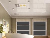 吊顶比较:厨房、卫生间、居室应该选什么样的吊顶
