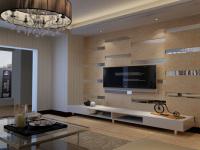 电视机背景墙的设计也讲风水