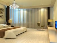 窗帘安装的四步骤