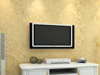 电视背景墙纸设计要领在哪?